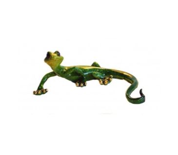 TimeLess Green Speckled Gecko (Medium)