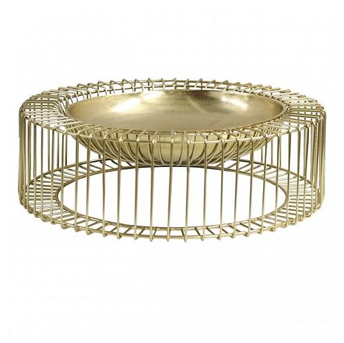 Metal Decorative Bowl