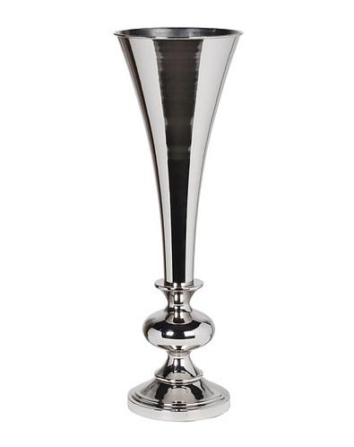 Nickel Cone Vase