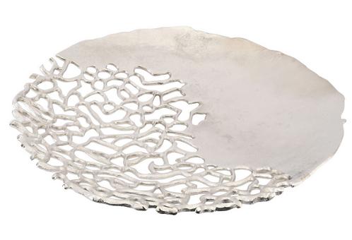 Apo Coral Aluminium Platter