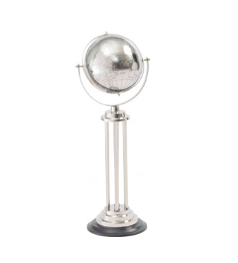 Timeless Tall Nickel Globe