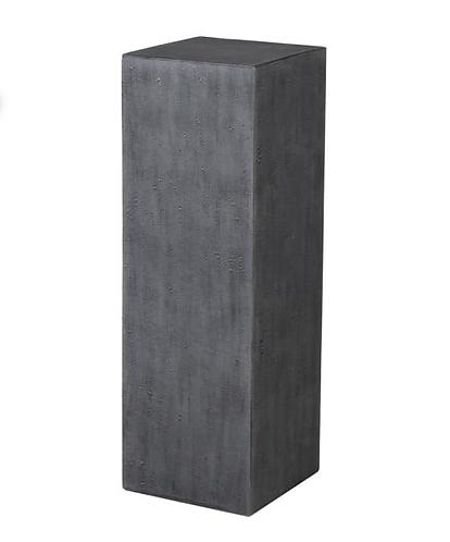 Lrg Concrete Eff.pillar