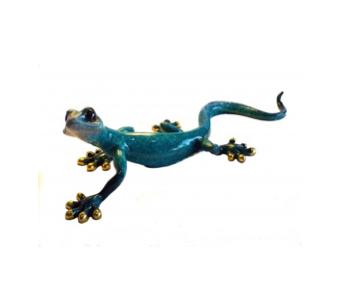 TimeLess Blue Speckled Gecko (Large)