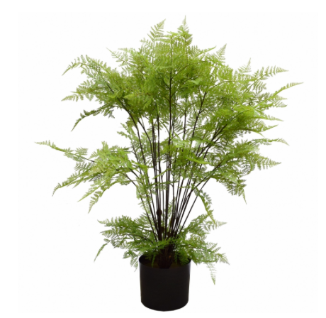 Artificial Decorative Fern Tree