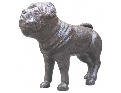 Cast Iron Pug