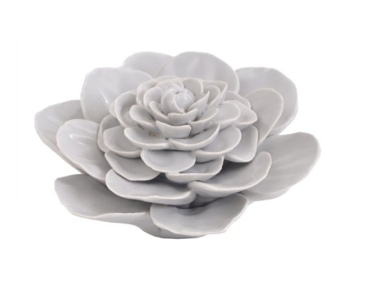 TimeLess Raphael Ceramic Rose Sculpture