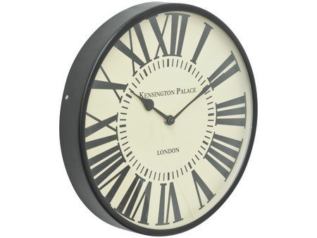 TimeLess Kensington Round Wall Clock - Small