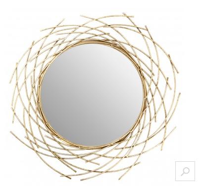 Farran Spiral Wall Mirror