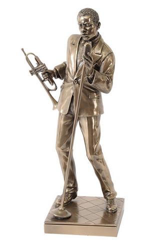 Trumpeter Sculpture