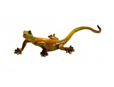 TimeLess Yellow Speckled Gecko (Small)
