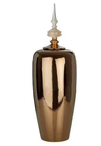 Complements Stoneware Jar