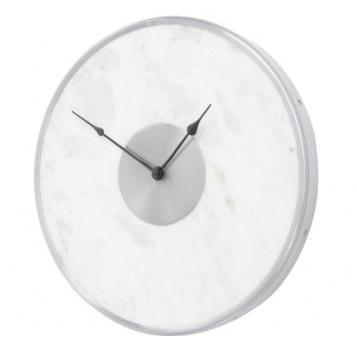 Contemporary Marble Wall Clock