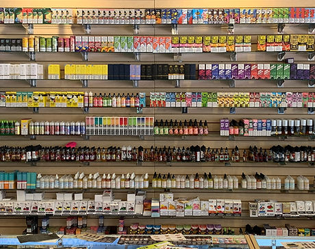Largest Selection of Nic-Salt E-Liquide in McKinney