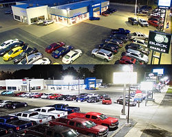 Charles Chevrolet Before and After