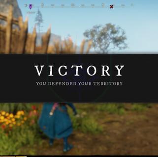 Victory - Successful Defense  (War 2)
