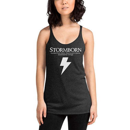 Thunderstruck Female Tank Top