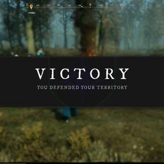 Victory - Successful Defense  (War 1)