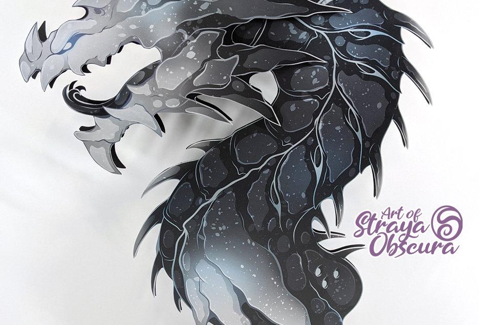 [OOAK] Whisper Dragon