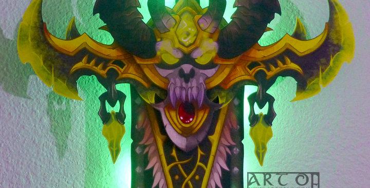 Warcraft Class Crests