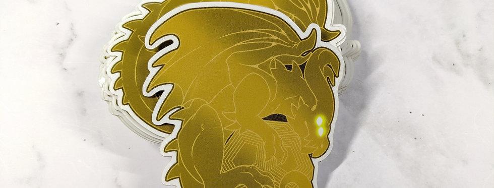 Sticker Set: Wish Dragons