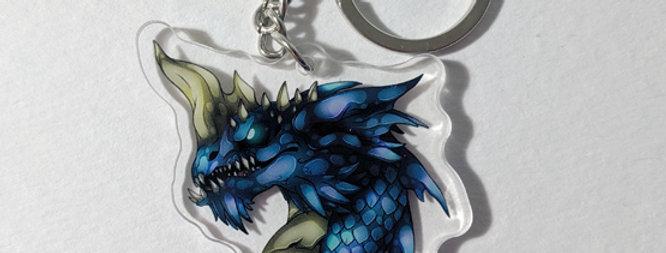 """2"""" D&D Dragons"""