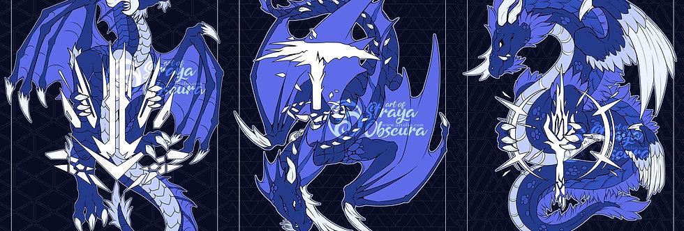 Destiny Subclass Dragons - STASIS