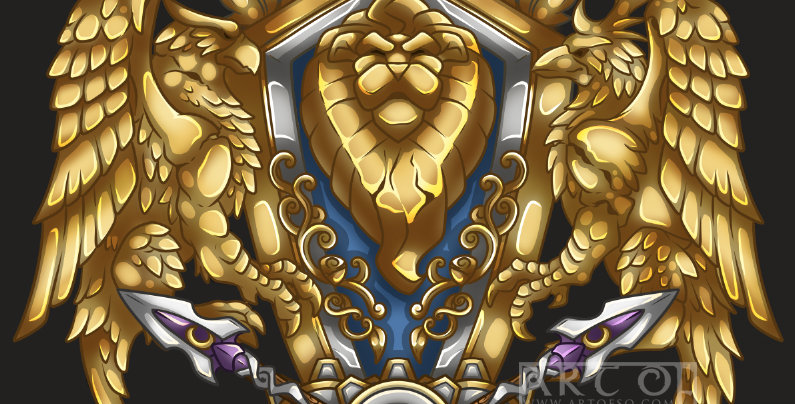 Warcraft Faction Crests