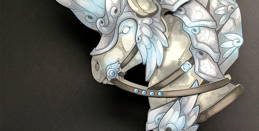 Pearl Warhorse