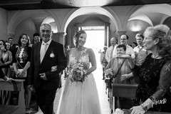 Fotografia di Wedding Reportage - Matrimonio Ylenia e Fabio alla Chiesa di Giubiasco in Svizzera (Canton Ticino))