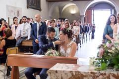 Fotografia di Wedding Reportage - Matrimonio Ylenia e Fabio alla Chiesa di Giubiasco in Svizzera (Canton Ticino)