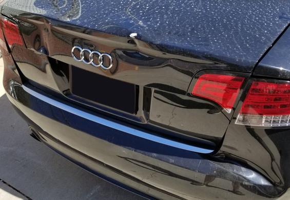 Audi A4 before