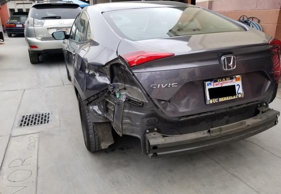 Honda Civic Before