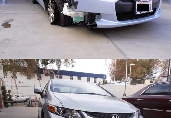2012 Civic before/after