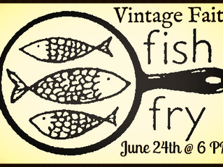 1st Annual Fish Fry to Beat the Heat