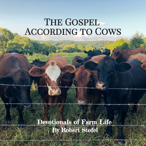 This is Copy #5 of Limited # 500  The Gospel According to Cows