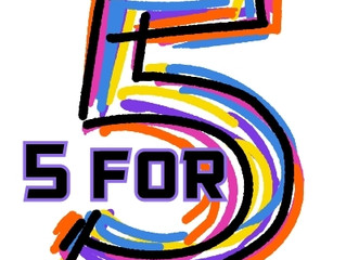 Introducing the 5-for-5 Service  @ Vintage Faith Church