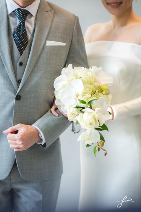 ดอกไม้แต่งงาน   FenderFoto