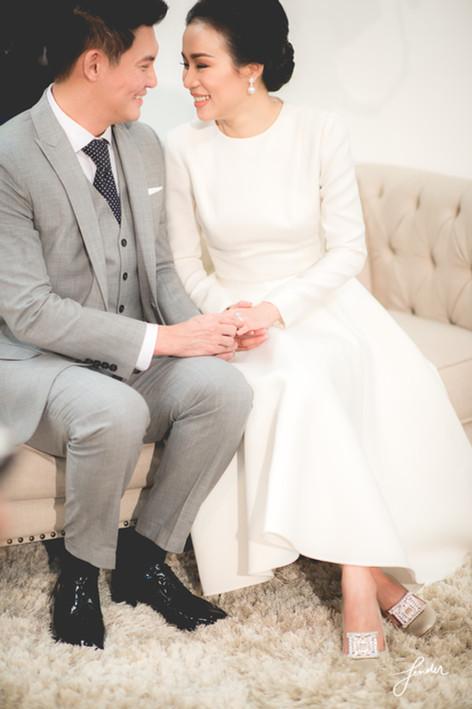 งานแต่งของคู่รัก   FenderFoto
