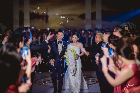ตากล้องงานแต่ง | FenderFoto | โปรยดอกไม้งานแต่ง