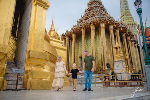 Familyportrait | FenderFoto | Bangkok