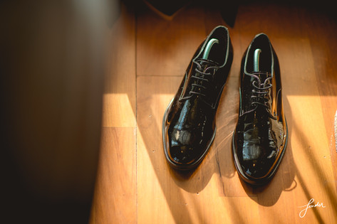 งานแต่งรองเท้าผู้ชาย   FenderFoto