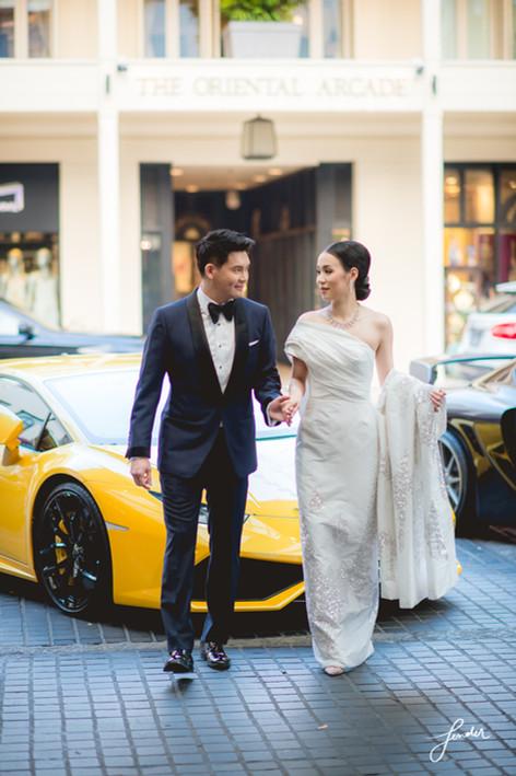 WeddingCeremony   FenderFoto   แลมโบกินี่