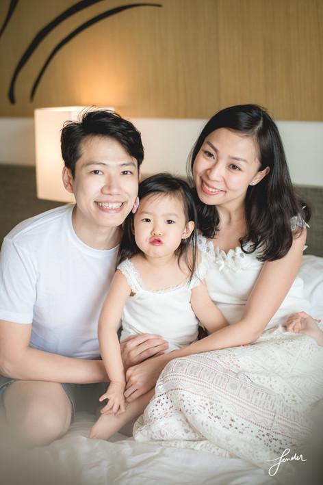 Familyportrait | FenderFoto | เด็กน่ารัก