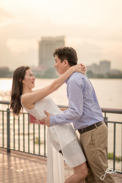 พรีเวดดิ้   แต่งงาน   FenderFoto