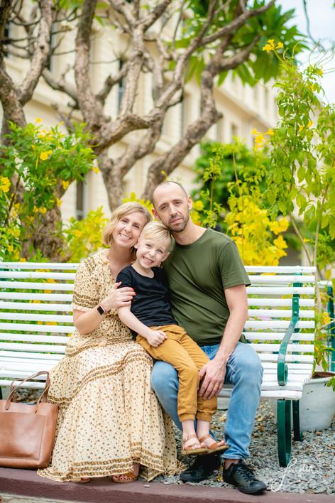 Familyportrait | FenderFoto | ถ่าบแบบเด็ก