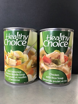 SOUPE HEALTHY CHOICE