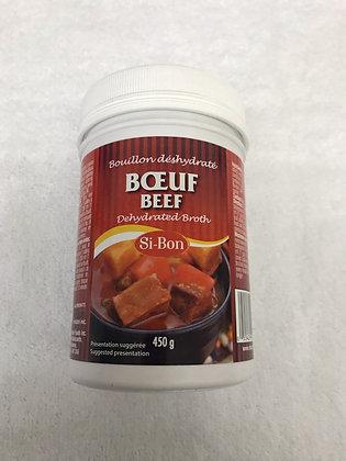BOUILLON DE BOEUF SIBON 450GR