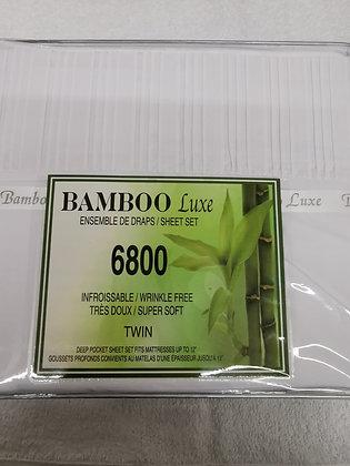 ENSEMBLE DE DRAPS SIMPLE BAMBOO