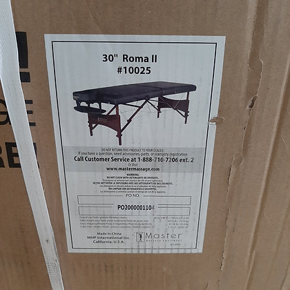 TABLE A MASSAGE ROMA