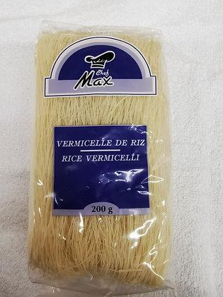 VERMICELLE DE RIZ 200G